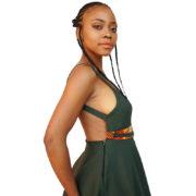 Kijana-Royal-Dress-,-Side-view